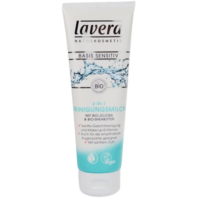 Lavera Basis Sensitiv Cleansing Lotion