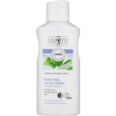 Reinigungstonikum für fettige und Mischhaut