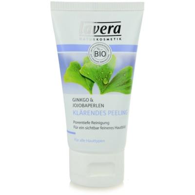 Lavera Faces Cleansing exfoliant purifiant pour tous types de peau