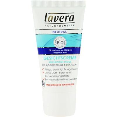 Tagescreme für empfindliche Haut