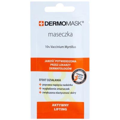 Lifting-Maske für straffe Haut