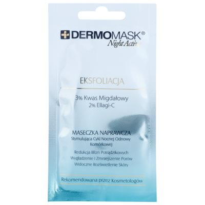 Exfoliating Masque For Skin Resurfacing
