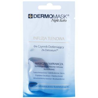 Maske zum deoxidieren