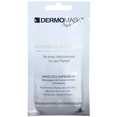 Anti-Wrinkle Filling Face Mask To Treat Deep Wrinkles