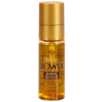 Feuchtigkeitsspendendes Serum mit ernährender Wirkung für glänzendes und geschmeidiges Haar