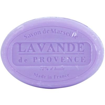 кръгъл френски натурален сапун