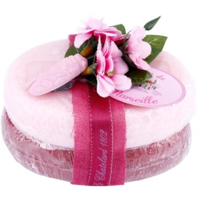 kulaté francouzské přírodní mýdlo
