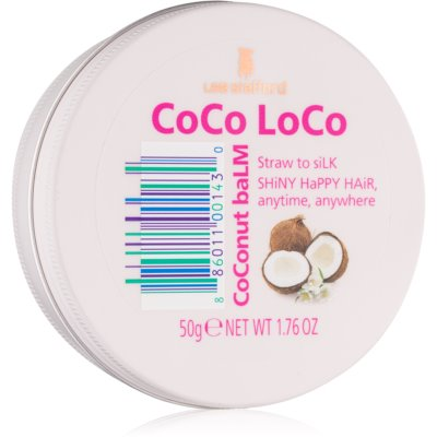 Balm for Dry and Damaged Hair