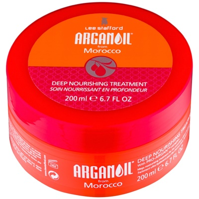 Lee Stafford Argan Oil from Morocco Nourishing Mask To Smooth Hair