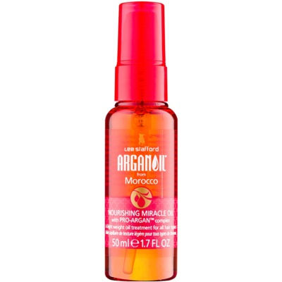 Lee Stafford Argan Oil from Morocco aceite nutritivo para todo tipo de cabello