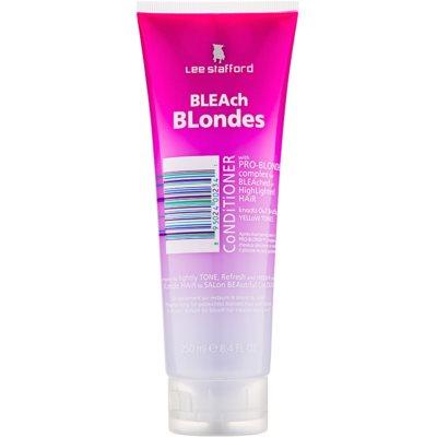 Conditioner für blonde Haare