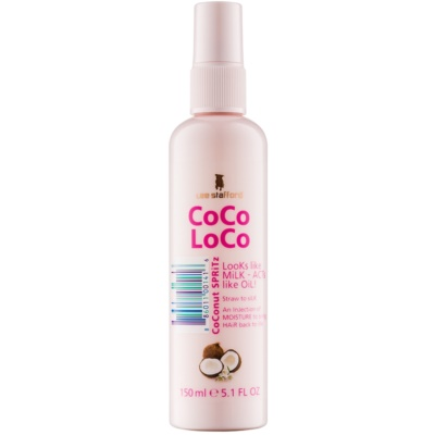 Lee Stafford CoCo LoCo leave-in hydratisierende Pflege im Spray