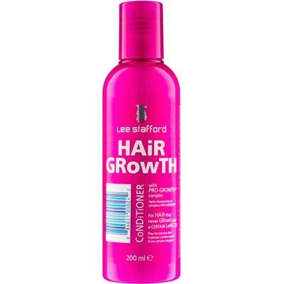 kondicionér pre podporu rastu vlasov a proti ich vypadávaniu
