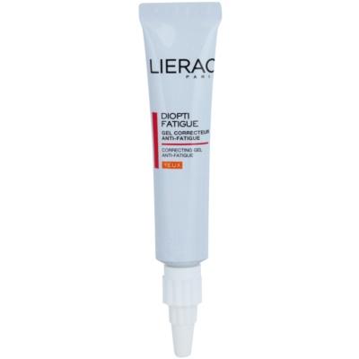 korekční gel pro unavené oči