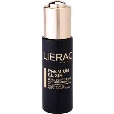Elixier mit luxuriösem Pflegeöl gegen Hautalterung