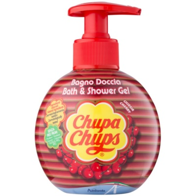 Lip Smacker Chupa Chups Shower And Bath Gel