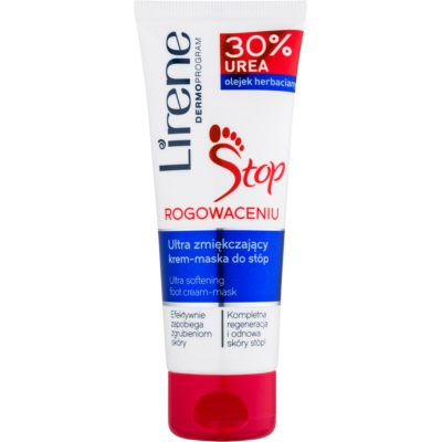 Lirene Foot Care 2in1 Foot Cream and Mask For Calloused Skin