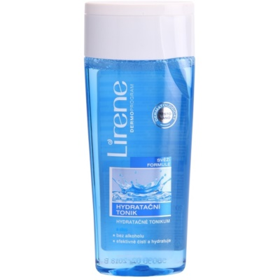 tónico hidratante con aloe vera
