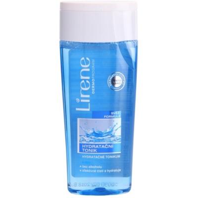 hydratační tonikum s aloe vera