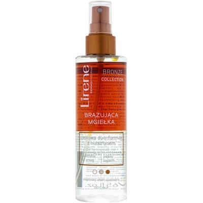 Lirene Bronze Collection Self-Tanning Mist For Body