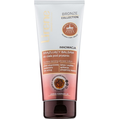 Lirene Bronze Collection Bronzer-Duschmilch