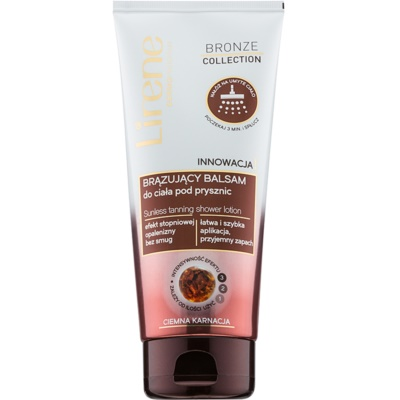 Lirene Bronze Collection latte doccia abbronzante