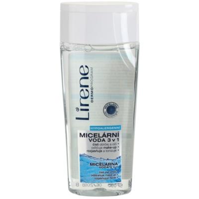 micelární čisticí voda 3 v 1