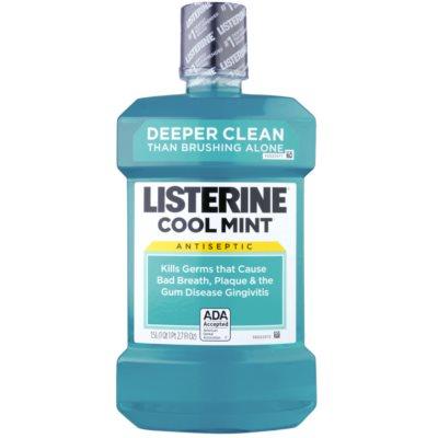 Listerine Cool Mint ústna voda pre svieži dych