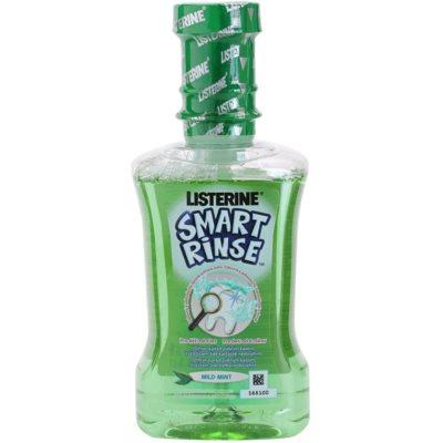 Listerine Smart Rinse Mild Mint collutorio per bambini