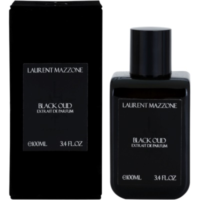 LM Parfums Black Oud Perfume Extract for Men