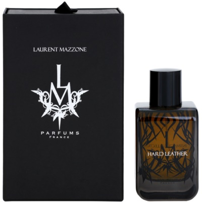 LM Parfums Hard Leather extrato de perfume para homens