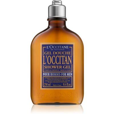 L'Occitane L'Occitan Duschgel für Haare und Körper für Herren