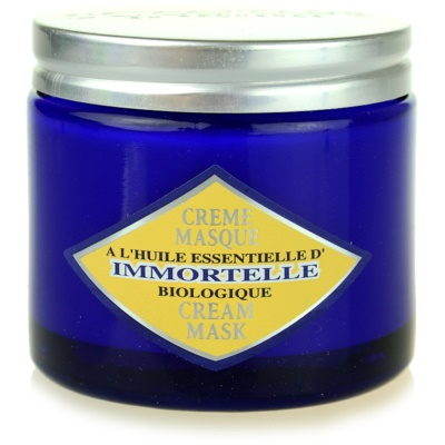 L'Occitane Immortelle máscara de pele para pele normal a seca