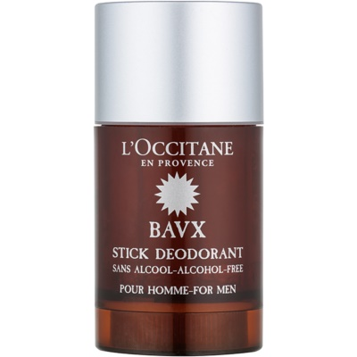 L'Occitane Bavx Deodorant Stick Without Alcohol