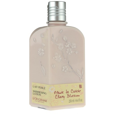L'Occitane Fleurs de Cerisier  mleczko do ciała