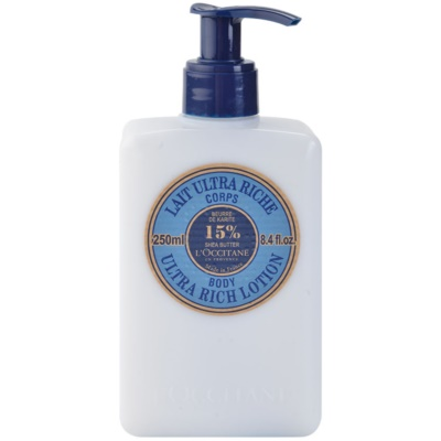 L'Occitane Karité Body Lotion