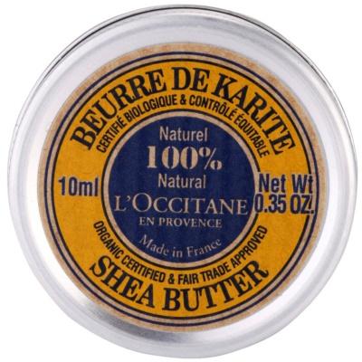 L'Occitane Karité manteca de karité 100% bio para pieles secas