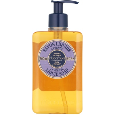 Liquid Soap With Shea Butter