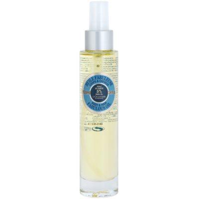 regenerační olej na tělo a vlasy