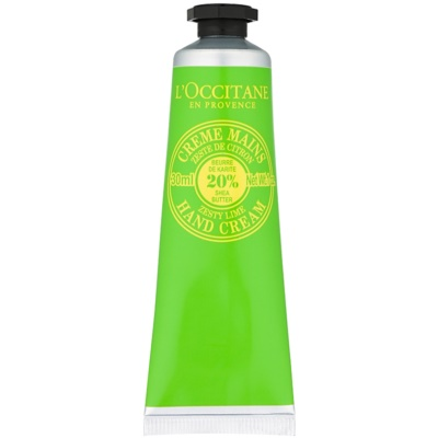 Hand Cream with Lime Aroma