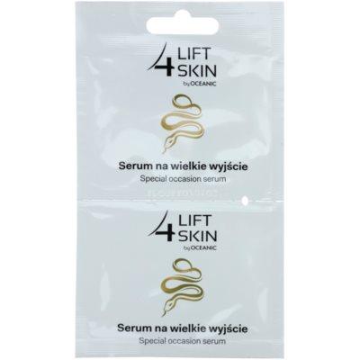 Lifting-Serum mit Schlangengift