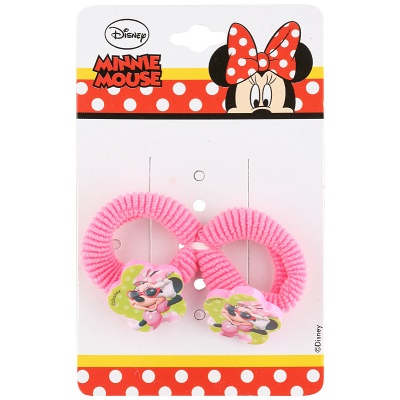 Lora Beauty Disney Minnie gomas para cabello