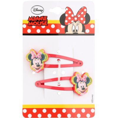 Lora Beauty Disney Minnie barrettes à cheveux