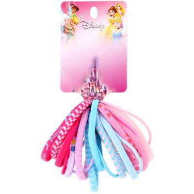 Lora Beauty Disney Princess ластици за коса смесени цветове