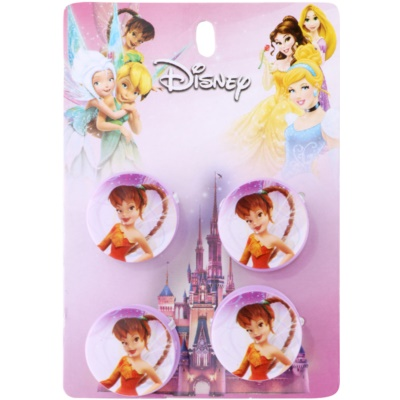 Lora Beauty Disney TinkerBell Hair Pins
