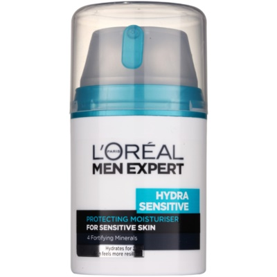 L'Oréal Paris Men Expert Hydra Sensitive Moisturising Cream For Sensitive Skin