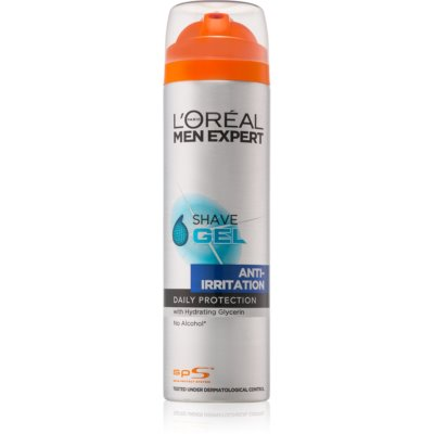 L'Oréal Paris Men Expert Hydra Energetic Anti - Irritation Shave Gel For Sensitive Skin