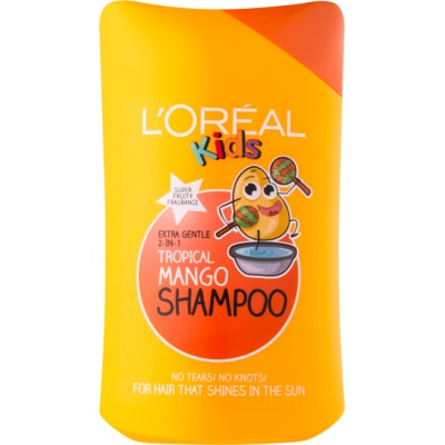 L'Oréal Paris Kids шампоан и балсам 2 в1 за деца