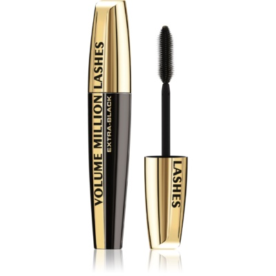 L'Oréal Paris Volume Million Lashes Extra Black mascare per ciglia allungate e folte