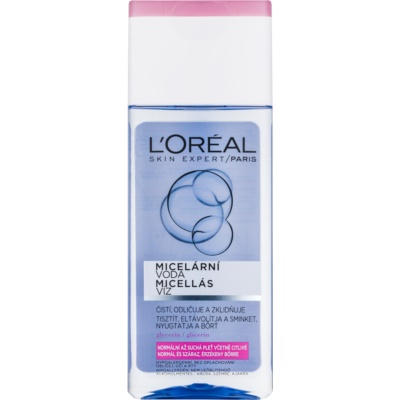 micelarna čistilna voda 3v1